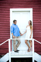 Chelsea & Randy Engagments -Kirby's Mill