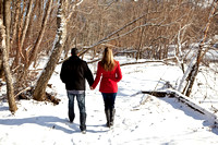 Katie & Mike - Winter Engagements