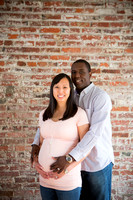 Jackie + Junior - Maternity